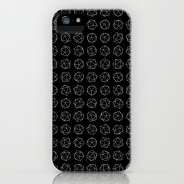 Platonic Disarray iPhone Case