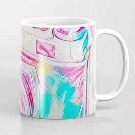 Psychedelic Kodak Coffee Mug