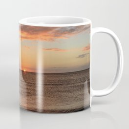 Somber Sunset Coffee Mug