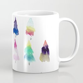 Les sapins Coffee Mug