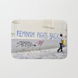 Feminism fights back Bath Mat