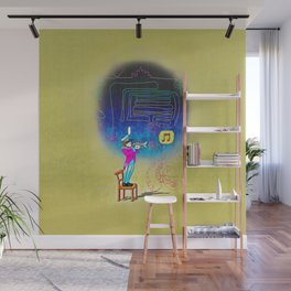 Make your own kind of music! Wall Mural