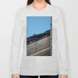 bird security point Long Sleeve T-shirt