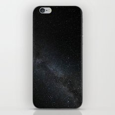 Milky Way Galaxy iPhone & iPod Skin