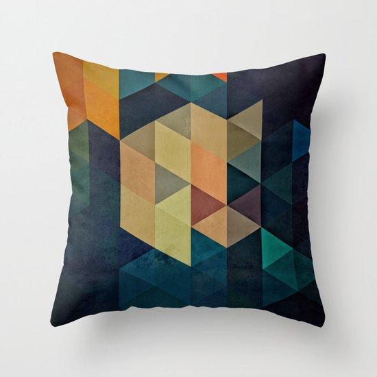 synthys Throw Pillow