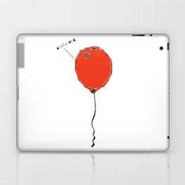 Awkward Balloon Laptop & iPad Skin