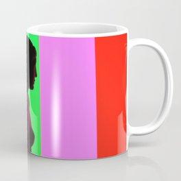 Venus De Milo (Color Bars) Coffee Mug