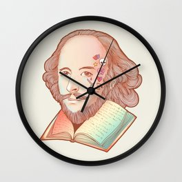 Lit Wall Clock
