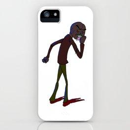 Maurice Johnson iPhone Case