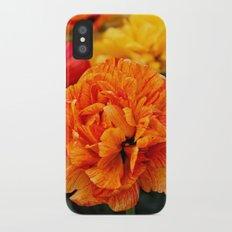 Open Tulip iPhone X Slim Case