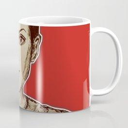 (Fashion Icon - Twiggy) - yks by ofs珊 Coffee Mug