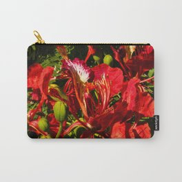 Flamboyan Carry-All Pouch