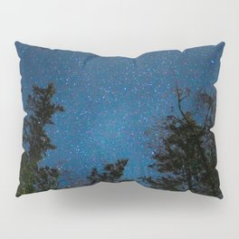 Stars above the Forest Pillow Sham