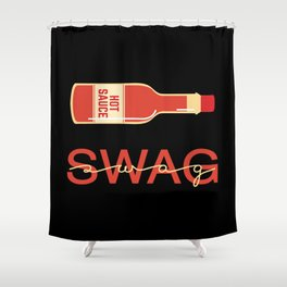 Swag 1 Shower Curtain