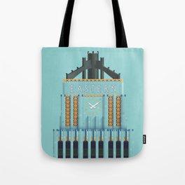 Eastern Columbia Building Los Angeles Art Deco Tote Bag