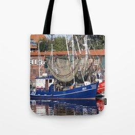 Trawler II Tote Bag