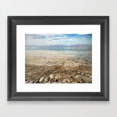 Dead Sea #3 Framed Art Print