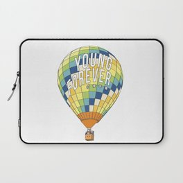 young forever Laptop Sleeve