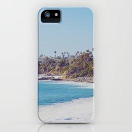 Laguna Shores iPhone Case