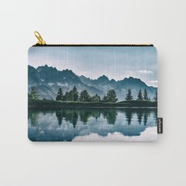Lake Symmetry Carry-All Pouch