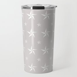 Stella Polaris Light Grey Design Travel Mug
