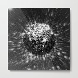 Coming To A Galaxy Near You Metal Print