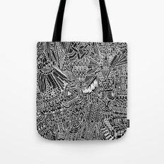CMJ Music Festival Art 2011 Tote Bag