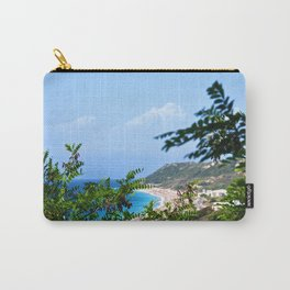 The Sea and Mountains Carry-All Pouch