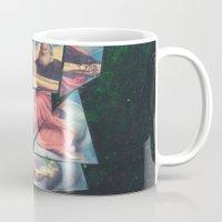 jesus Mugs featuring Jesus by Ibbanez