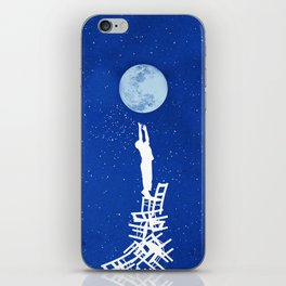 Out of Reach iPhone Skin