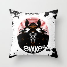 RatFinK Throw Pillow