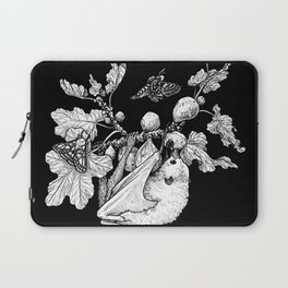 Fig Tree and the Fruit Bat Laptop Sleeve
