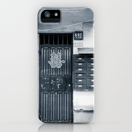 Address unknown iPhone Case