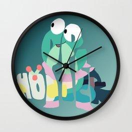 hopper Wall Clock