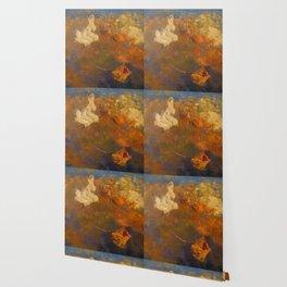 """Odilon Redon """"Apollo's Chariot"""" Wallpaper"""
