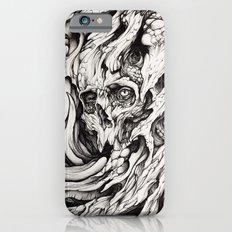 Biomechanical Skull iPhone 6s Slim Case