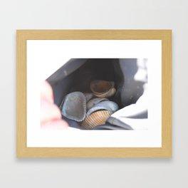 Folly Beach II Framed Art Print