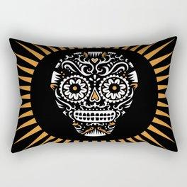 Sugar Skull SF Rectangular Pillow
