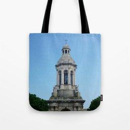 Trinity Campanile Tote Bag