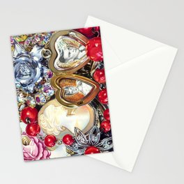 Family Jewels Stationery Cards
