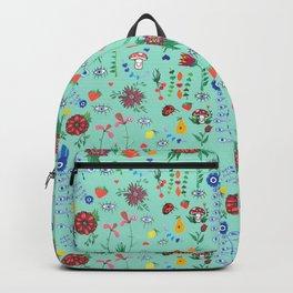 evil eyes Backpack