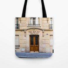 PARIS DOORS: NO. 6 (Paris, France) Tote Bag