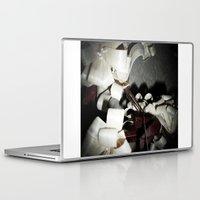 valentine Laptop & iPad Skins featuring Valentine by Françoise Reina