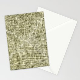 Ink Weaves: Citrine Stationery Cards