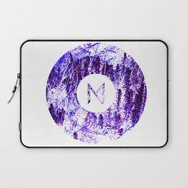 Vinyl abstract Laptop Sleeve