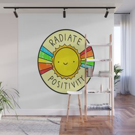 positivity Wall Mural