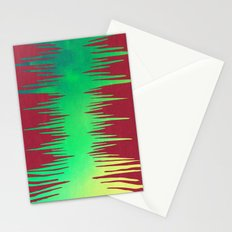 ABSTRACT SURF SUNSET Stationery Cards