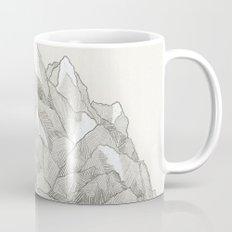 The Mountains and the Woods Coffee Mug