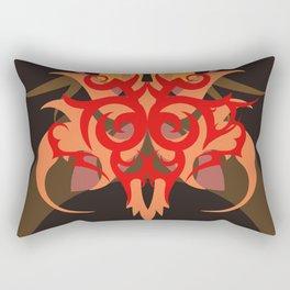 Abstraction Six Ares Rectangular Pillow