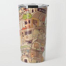 Traveling Circus Travel Mug
